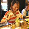 串揚げダイニング あげあげ - 料理写真:自分で揚げて、熱々揚げたてを楽しめます!!