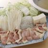 鳥料理 有明 - 料理写真:軍鶏スープ炊き 丸鶏白湯で煮込んだ軍鶏肉をおろし醤油で