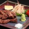 もつ鍋 慶州 - 料理写真:さがりの炙り1700円