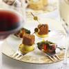 ザ・ロビーラウンジ - 料理写真:平日限定の人気メニュー『スパークリングモーメント』で味わう、フィンガーフード