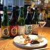 NOBU TOKYO - ドリンク写真:Sake dinner