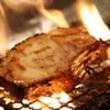 """ベルサイユの豚 - 料理写真:数量限定!骨付きロースの""""塊""""豪快炭火焼き"""