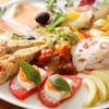 PASTA HOUSE AWkitchen FARM - 料理写真:AWキッチンの気まぐれ前菜盛り合わせ