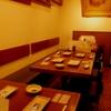 えびす 今井屋總本店 - 内観写真:テーブル席は団体様にも対応