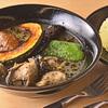 ノットカレー  - 料理写真:期間限定牡蠣のスープカレー