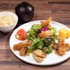 あえん - 料理写真:桜山豚の薄切りカツランチ