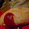 汐留バル 7 - 料理写真:トロットロのオムレツ!