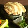 むく - 料理写真:大人気の石焼料理!焼ける音と立ちこめる香りが食欲を注ぎます。