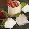 むく - 料理写真:新鮮なお刺身も種類豊富、今が『旬』の魚をご用意してます。