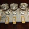 江戸前天麩羅 天堂 - ドリンク写真:日本酒東京産5種飲み比べ