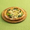ビタースイーツ・ビュッフェ - 料理写真:ピッツァ シーフードと菜の花のジェノベーゼ