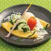 ビタースイーツ・ビュッフェ - 料理写真:おやいづ抹茶とぎゅうひのもちもちクレープ