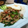 TARUTARU - 料理写真:【ガパオごはん】鶏肉か豚肉が選べます!