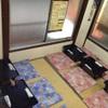 居酒屋 みかさ - 内観写真:《2階お座敷》 16名まで座れます。2階貸切も出来ますので、お問合せください!