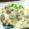 MARUYOSHI - 料理写真:ズリマヨ☆砂肝とマヨ和え炒め