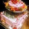テーブルナナ - 料理写真:パーティーや結婚式2次会での特別な自家製ケーキ