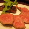 三笠バル - 料理写真:宮崎の最高ブランド牛「尾崎牛のタリアータ」\1,550