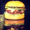 バーガーショップホットボックス - 料理写真:5月のマンスリーバーガー グリルドアスパラガスベーコンチーズバーガー