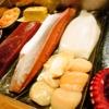 ひがしやま - 料理写真:ネタケース