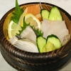 ろばたや - 料理写真:地魚刺身盛り合わせ