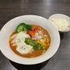 ど・みそ - 料理写真:2021.06今月の限定、冷やしトマトのチーズみそらーめん/1200円