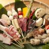 大阪串かつ テンテコマイ - 料理写真:串食材 2