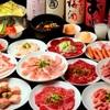 極 - 料理写真:国産肉・飲物・お食事すべて380円!  お腹一杯頂いて下さい★