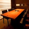 DOURAKU - 内観写真:記念日や接待などに。完全個室ですのでプライベート感たっぷりです
