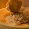 熟成鮨 万 - 料理写真:シャリの音と薫りに食欲を刺激され、期待が膨らむ