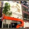 プロカンジャンケジャン - 外観写真:大阪店の外観です。赤いカニが目印です!