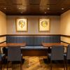 Restaurant Raphael - 内観写真: