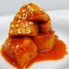 信玄 - 料理写真:自家製山芋キムチ