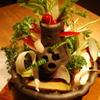 お野菜びすとろ 志あわせ - 料理写真:バーニャカウダ