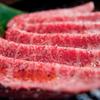 炭火焼肉 ごえ門 - 料理写真:【姫焼しゃぶ(イチボ)】赤身のうまみがたっぷり!