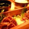 炉端美酒食堂 炉とマタギ - 料理写真:一番人気! 炸裂!! 馬鹿定食!!! 900円!!!!