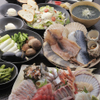 丸一伊澤水産 - 料理写真:宴会コースはボリュームに自信有☆14品付いて4,000円から!