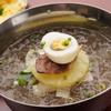 味音 - 料理写真:水冷麺