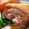 えちごや - 料理写真:自慢の豚味噌、潤井精肉店のばーちゃんがつくった絶品