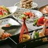 えちごや - 料理写真:《会席コース3000円、3500円、4000円》旬の鮮魚を、刺身、焼物、揚物などで楽しめる内容となっております