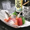 えちごや - 料理写真:素材にこだわった、季節の旬魚を、自慢の地酒とともにお楽しみください!