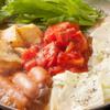 喜 - 料理写真:冬季限定 トマト鍋