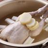 南屋韓国食堂 - 料理写真:南屋名物!!! 丸鶏鍋タッカンマリ