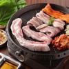 南屋韓国食堂 - 料理写真:5種類の味を楽しむ国産豚サムギョプサル
