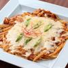 南屋韓国食堂 - 料理写真:キムチとジャガイモのチヂミ ハッシュドポテト風のオリジナル