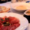 神田flux - 料理写真:「ピッツア」「パスタ」はもちろん「チーズグラタン」「リゾット」などフードも充実。