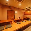 旬鮮酒場 Dank - 内観写真:温かみのある雰囲気が落ち着いた空間を作り出します。