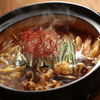 ツバメヤ - 料理写真:ピリ辛みそホルモン鍋