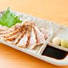 夢家 - 料理写真:新鮮『朝挽き鶏の刺身盛り合わせ』