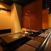 鉄家 - 内観写真:和+モダンで、JAZZの流れる落ち着いた雰囲気です♪