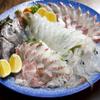 海鮮焼鮮圭 - 料理写真:地元の漁師から仕入れた、旬の天然地魚がぞんぶんに味わえます